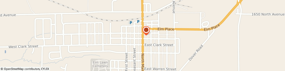 Route/map/directions to Surroundings, 61356 Princeton, 944 NORTH MAIN STREET