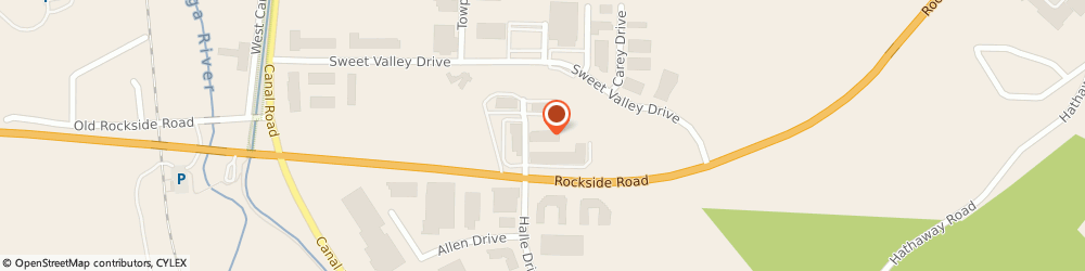 Route/map/directions to Radio Shack, 44125 Cleveland, 9775 ROCKSIDE RD # 220