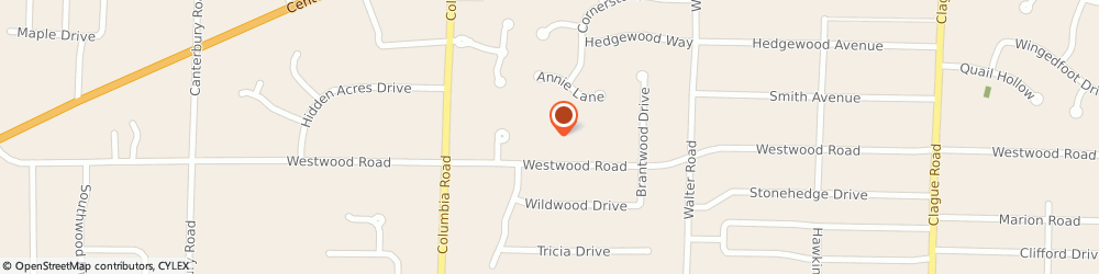 Route/map/directions to Church Of Jesus Christ Of Latter-Day Saints - Family History Centers & Libraries Genealogy, 44145 Westlake, 25000 WESTWOOD ROAD