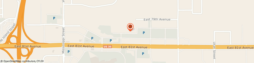 Route/map/directions to Bed Bath & Beyond, 46410 Merrillville, 2520 East 79th Avenue