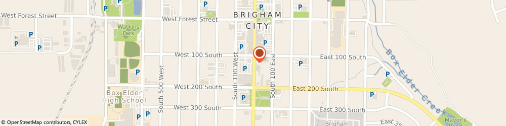 Route/map/directions to Mr Rooter Plumbing, 84302 Brigham City, STREET