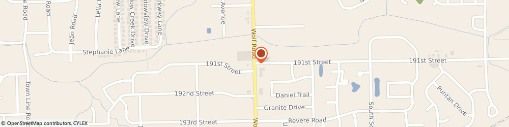 Route/map/directions to Navy Federal Credit Union ATM, 60448 Mokena, 19101 Wolf Rd