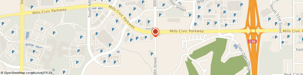 Route/map/directions to UnityPoint Clinic - Internal Medicine, 50266 West Des Moines, 6010 Mills Civic Parkway