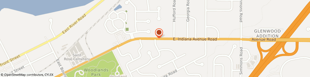 Route/map/directions to Sylvan Learning Satellite, 43551 Perrysburg, 11090 Avenue Road