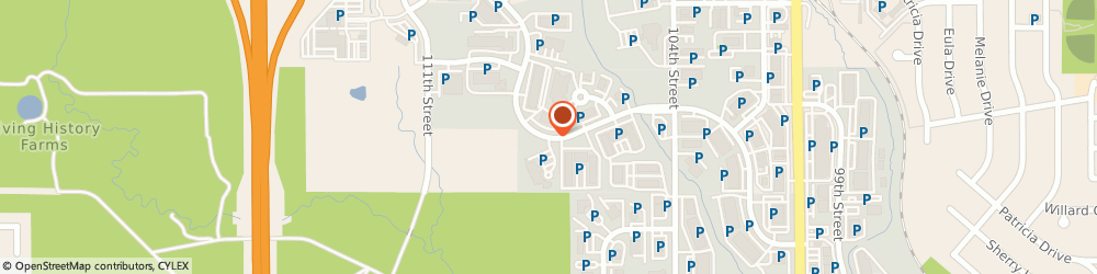Route/map/directions to Homebridge Financial Services, 50322 Urbandale, 3303 109th St