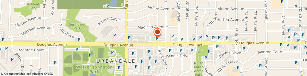 Route/map/directions to Wells Fargo Home Mortgage, 50322 Urbandale, 8301 Douglas Avenue
