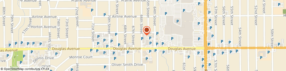 Route/map/directions to Plaza Manor Apartments, 50322 Urbandale, 3821 66TH STREET