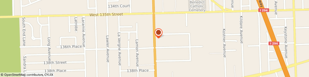 Route/map/directions to Farmers Insurance Group, 60445 Crestwood, 13651 CICERO AVE