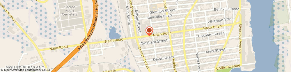 Route/map/directions to Sunstar SPA Covers Incorporated, 02746 New Bedford, 305 NASH ROAD