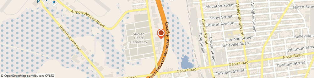 Route/map/directions to Xfinity Store by Comcast, 02745 New Bedford, 630 Mt Pleasant St