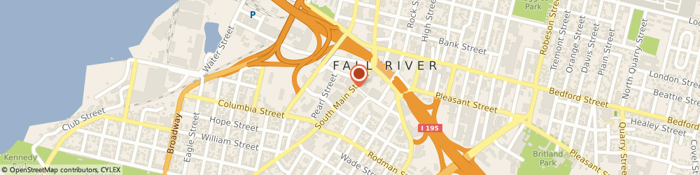 Route/map/directions to JetLaunder_Handyman & Cleaning SVS, 02721 Fall River, 161 S Main St suite 203