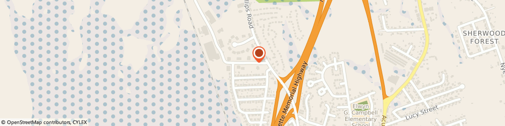 Route/map/directions to Safeco Insurance Agent, 02745-1138 New Bedford, 4 Welby Rd