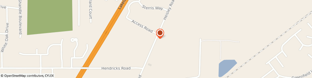 Route/map/directions to Kids Choice Centers, 44060 Mentor, 5980 HEISLEY RD