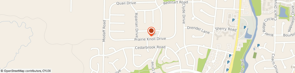 Route/map/directions to Avalon Consulting, Inc., 60565 Naperville, 427 Prairie Knoll Dr