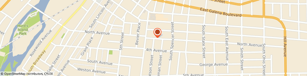 Route/map/directions to Amazing Heating, 60542 North Aurora, STREET