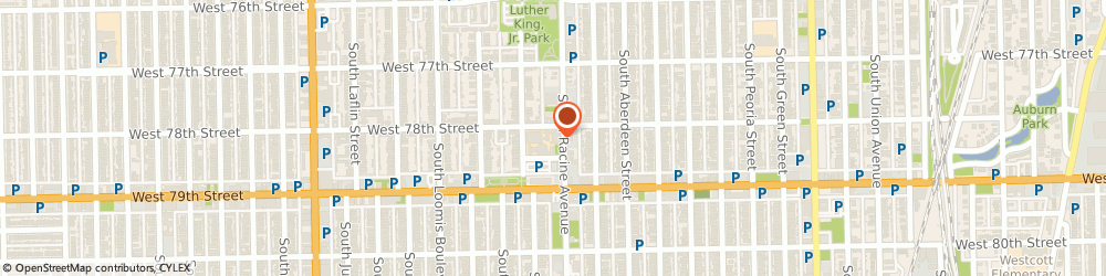 Route/map/directions to Jazzercise Chicago St Sabina Academy, 60620 Chicago, 7801 S. Throop St.