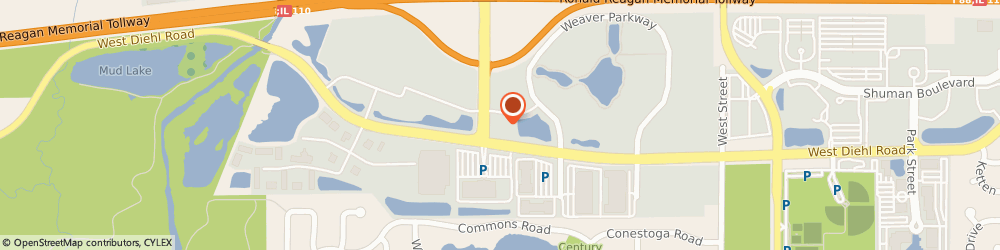 Route/map/directions to Fifth Third Preferred - Scott Pospisil, 60555 Warrenville, 4685 Winfield Road