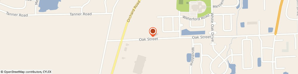 Route/map/directions to Bailey Mechanical-Spring @ Orchard Rd, 60542 North Aurora, 1801 Oak Street