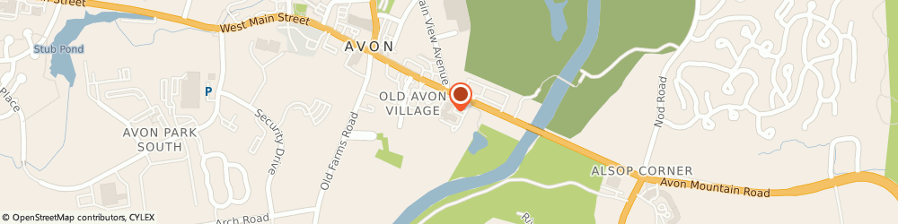 Route/map/directions to Pampered Bath, 06001 Avon, 51 E Main St