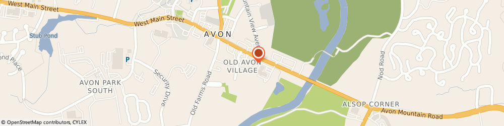 Route/map/directions to The UPS Store, 06001 Avon, 35 E Main St