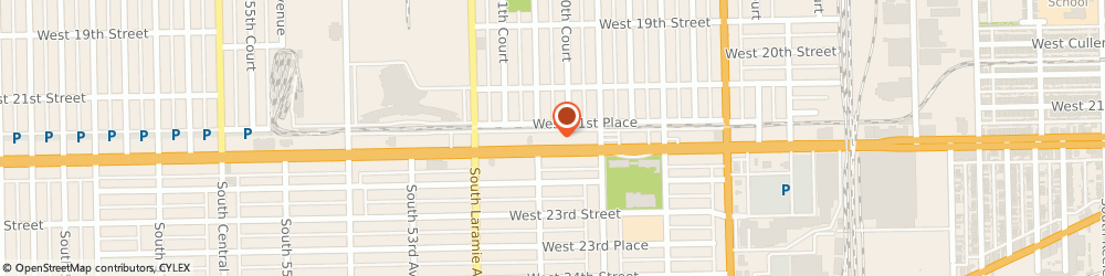 Route/map/directions to Pizza Hut, 60804 Cicero, 5020 W Cermak Rd