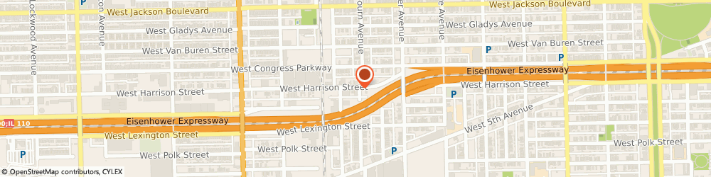 Route/map/directions to Victorious Christian Fellowship, 60624 Chicago, 4503 W Harrison St