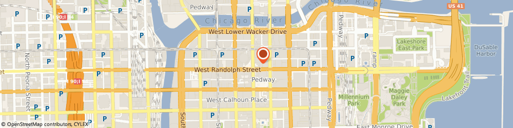Route/map/directions to Dennis Hetler & Assoc PC, 60601 Chicago, 161 N Clark St Ste 2210