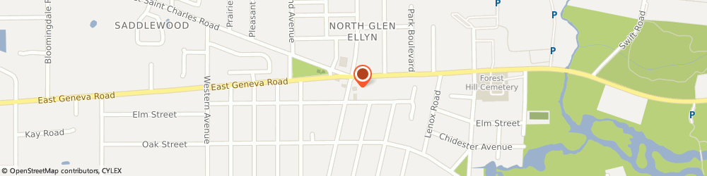 Route/map/directions to Kumon Math and Reading Center of Glen Ellyn - Five Corners, 60137 Glen Ellyn, 817 Main Street