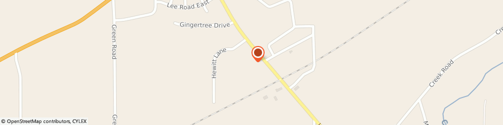 Route/map/directions to Citibank ATM, 44068 North Kingsville, 6269 South Main Street