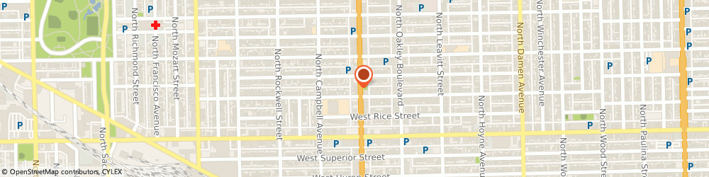 Route/map/directions to Allstate Insurance-Mieczyslaw (Mitch) Fita, 60622 Chicago, 910 N Western Ave, # 1