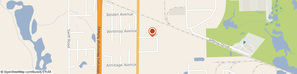 Route/map/directions to Illinois Drilling & Testing Co, 60101 Addison, 1752 Armitage Ct
