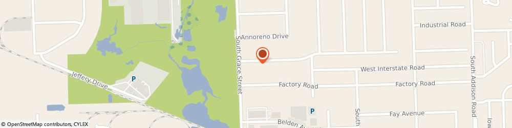 Route/map/directions to Timberridge Landscaping Incorporated, 60101 Addison, 745 W. Winthrop Avenue