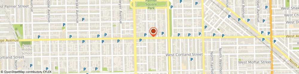 Route/map/directions to Maribel Marron: Allstate Insurance, 60647 Chicago, 3060 W Armitage Ave