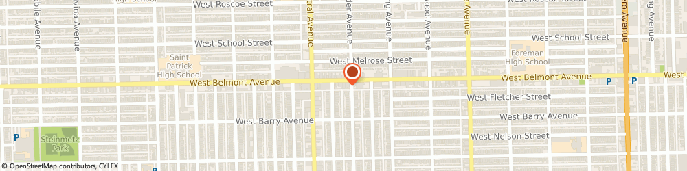 Route/map/directions to D & Z House Of Books, 60641 Chicago, 5507 W Belmont Ave