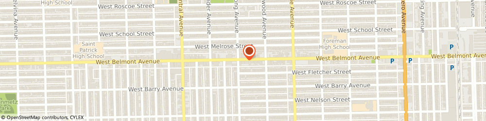 Route/map/directions to Golden Book Store, 60641 Chicago, 5351 WEST BELMONT AVENUE