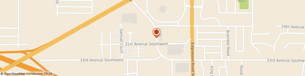 Route/map/directions to Discount Tire, 52404 Cedar Rapids, 3050 Wiley Blvd. Southwest