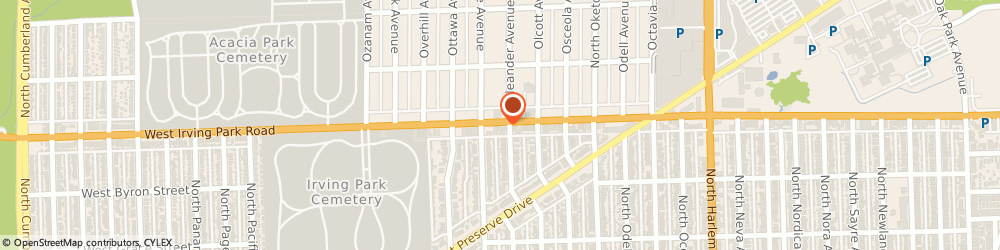 Route/map/directions to Farmers Vito Ferri, 60634 Chicago, 7543 W Irving Park Rd