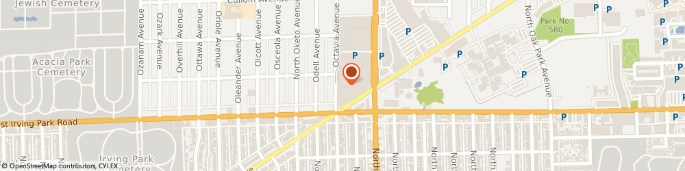 Route/map/directions to PNC Bank, 60706 Norridge, 4120 N Harlem Ave