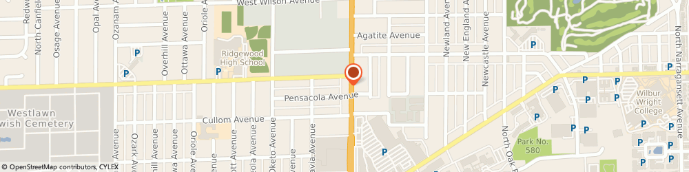 Route/map/directions to PNC Bank, 60706 Norridge, 4350 N Harlem Ave