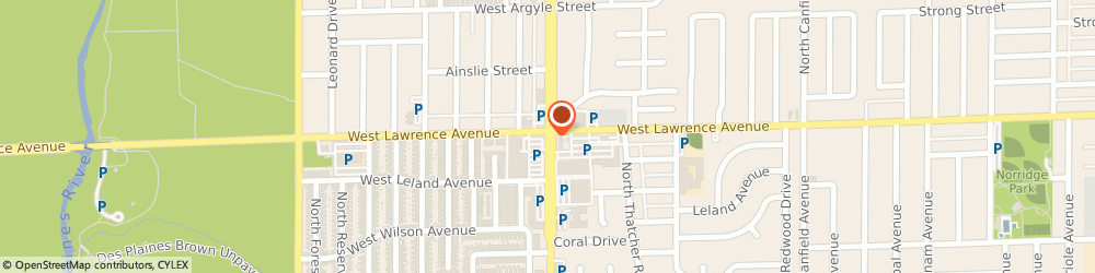 Route/map/directions to Dollar Store.com, 60656 Chicago, 4748 NORTH CUMBERLAND AVENUE