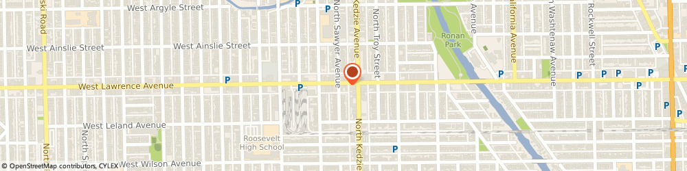 Route/map/directions to STATE FARM Tania Ramirez, 60625 Chicago, 3223 W Lawrence Ave