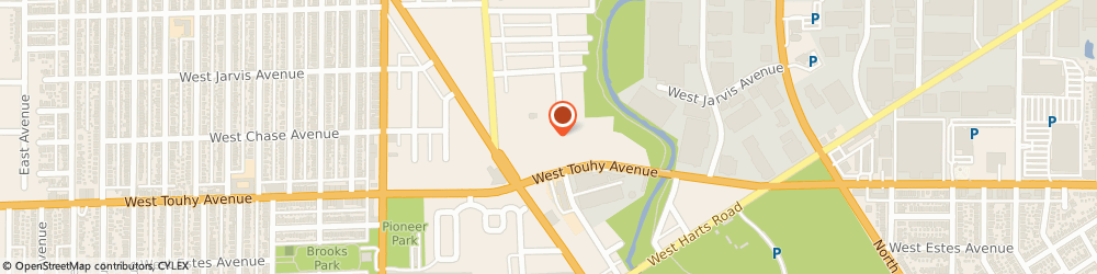 Route/map/directions to Presence Health, 60714 Niles, 6930 W. Touhy Avenue