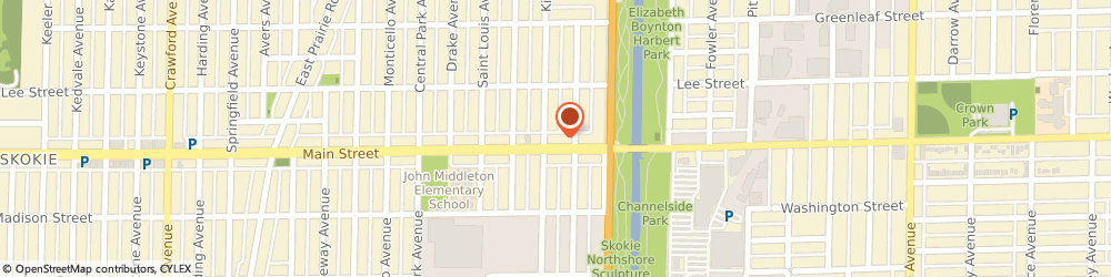 Route/map/directions to Mike DiLeo - State Farm Insurance Agent, 60076 Skokie, 3348 Main Street