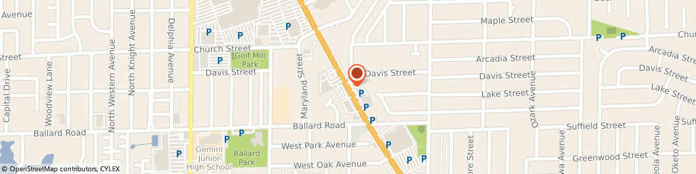 Route/map/directions to Jill Martin - State Farm Insurance Agent, 60714 Niles, 9103B N Milwaukee Ave