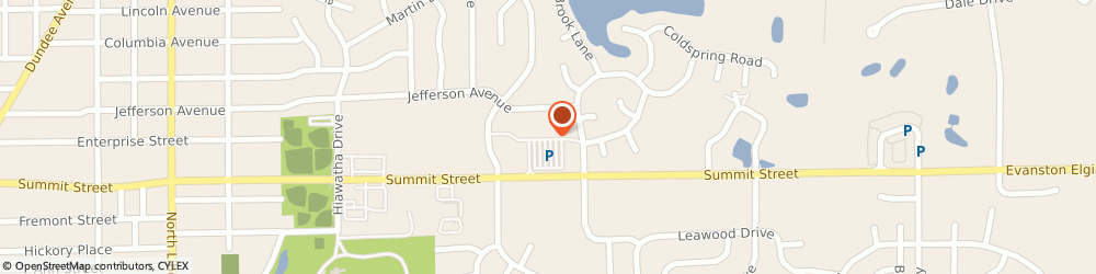 Route/map/directions to Jewel-Osco Pharmacy, 60120 Elgin, 1040 Summit Ave