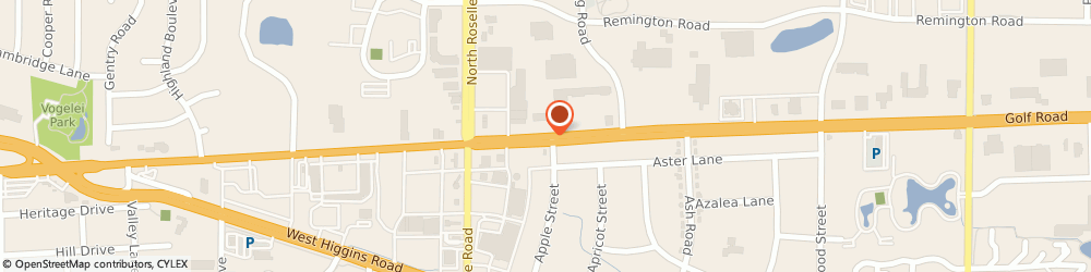 Route/map/directions to Washington Mutual Mortgage, 60173 Schaumburg, 142 E GOLF RD
