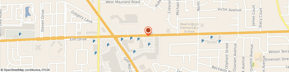 Route/map/directions to Dots Fashion, 60714 Niles, 8321 W Golf Road