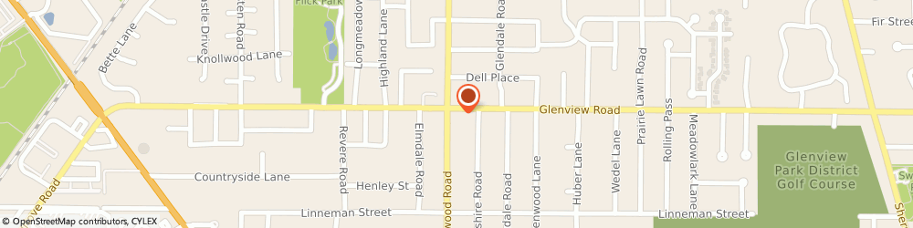 Route/map/directions to Citgo Foodmart, 60025 Glenview, 915 GREENWOOD ROAD
