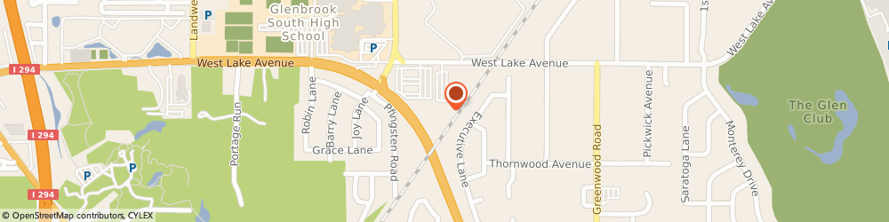Route/map/directions to Safeco Insurance Agent, 60026-5805 Glenview, 3633 W Lake Ave # L