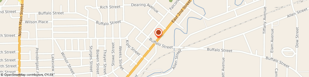 Route/map/directions to 7-Eleven, 14701 Jamestown, 1011 E 2nd St